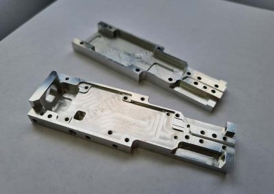 QMS gallery- Machined RF housing